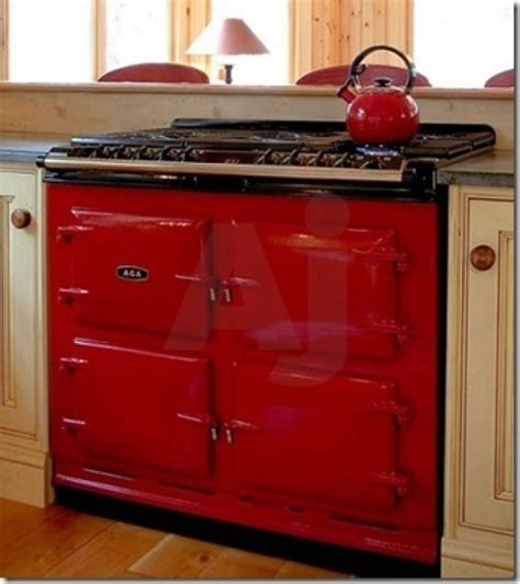 aga kitchen appliances offbeat new stoves today get a vintage look with aga line