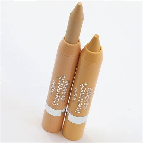 Harga L Oreal True Match Blendable Concealer l oreal true match blendable crayon concealer review