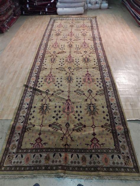 custom rug runner custom size 6x18 gallery runner william morris design handmade rug ebay