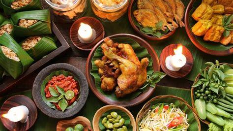makanan khas indonesia  mendunia  kesukaanmu