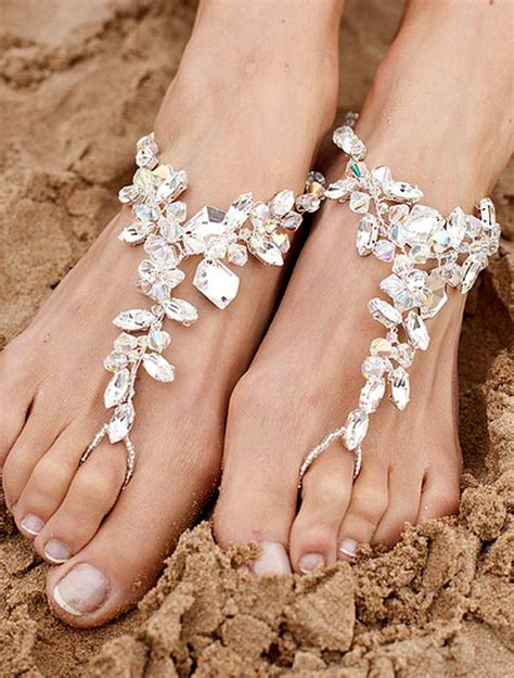 how to make foot jewelry 2 ideas how to make foot jewelry 11 weddings
