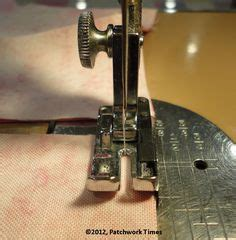 Singer Sewing Machine Patchwork - singer 301 401a sewing machine darning embroidery