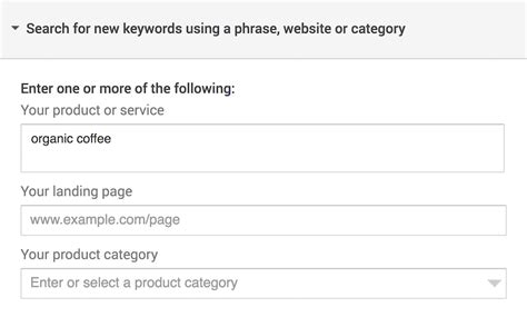 Keywords Search For Keyword Planner No Nonsense Guide To Finding Awesome Keywords