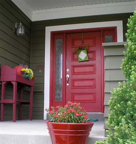 front door colors for brown house 11 best images about exterior house paint colors on pinterest exterior paint colors