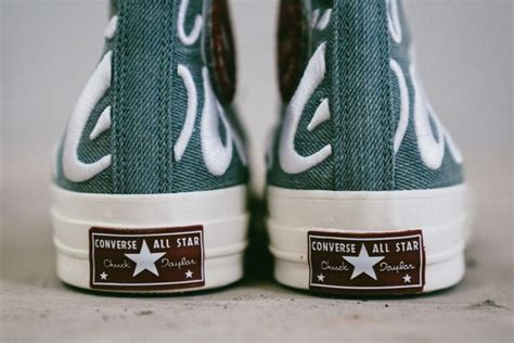 Converse 70s High X Kith X Cocacola White this is the kith x coca cola x converse chuck all 70 friends and family edition