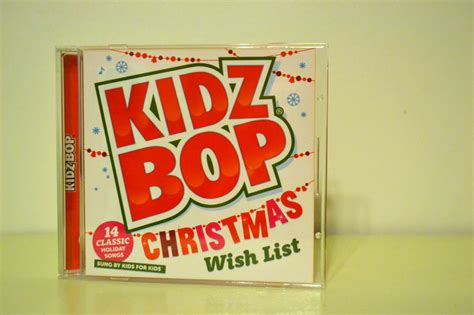 kidz bop christmas wish list review giveaway ends 11