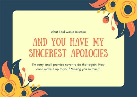 apology card template customize 50 apology card templates canva