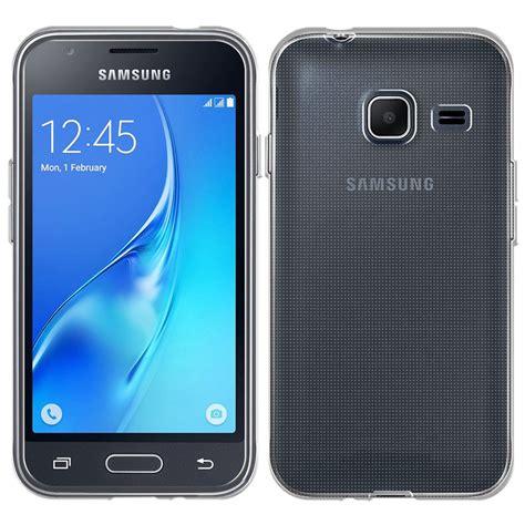Samsung J1 Mini Batangan Flexi Thin Gel Samsung Galaxy J1 Mini Clear