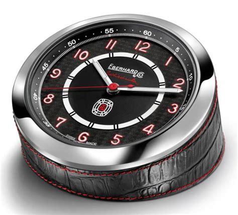 Eberhard Co Horloge De Bureau Tazio Nuvolari Horloge De Bureau