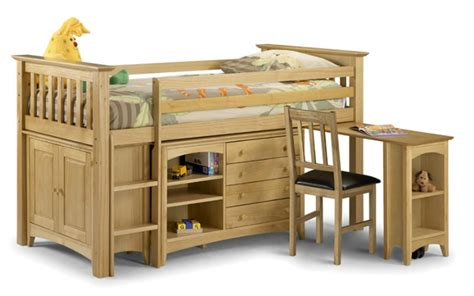 Mid Sleeper Bunk Bed Types Of Bunk Beds And Loft Beds