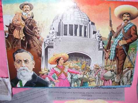imagenes de la revolucion mexicana para periodico mural historia de m 232 xico ii fotogaleria periodico mural