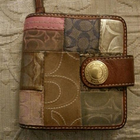 Coach Patchwork Wallet - 87 coach handbags coach patchwork wallet from