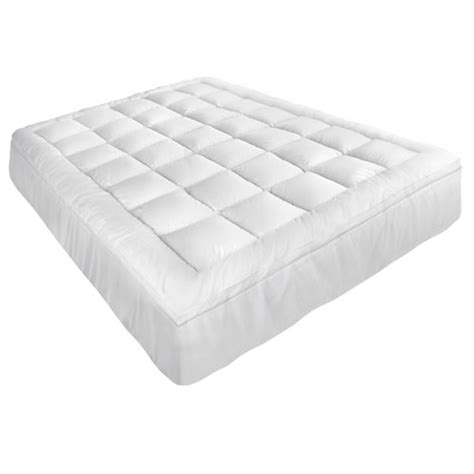 Mattress Cover Padding Memory Foam King Size Luxury Memory Foam Pillowtop Mattress Protector Topper Pad Cover