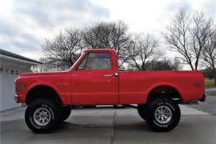 Chevrolet 1970 Truck 1970 Chevrolet K10 Custom 125248