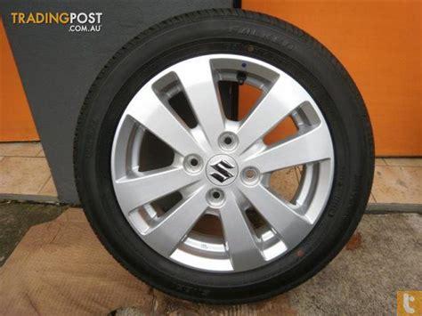 Suzuki Alloy Wheels Wheels Tyres Suzuki Ignis 14inch Genuine Alloy Wheels