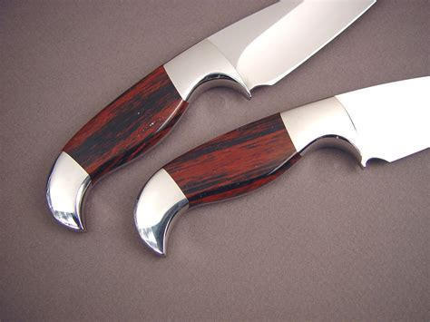 obsidian kitchen knives 100 obsidian kitchen knives owen bush artist blacksmith and bladesmith the knife guide