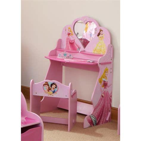 bureau enfant princesse chambre de princesse pour fille