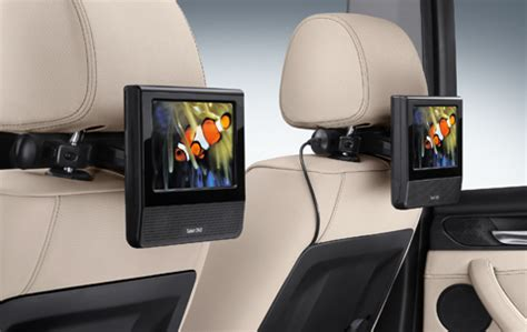 Format Dvd Bmw | bmw genuine portable dvd player system 2x7 quot monitors f25