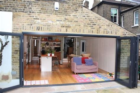 side house extensions simple side infill home extension on the back of a london victorian terrace house