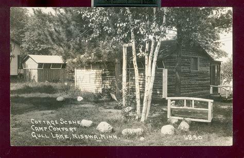 comfort lake mn nisswa mn gull lake c comfort 2 ca 1920s ren