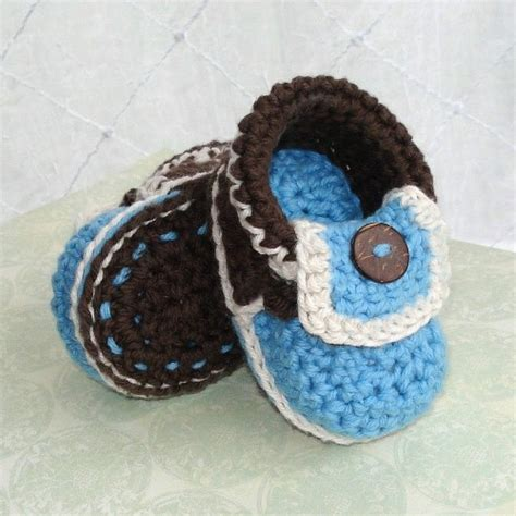 Handmade Booties For Infants - crochet pattern baby moccasins booties pdf 5 genevive