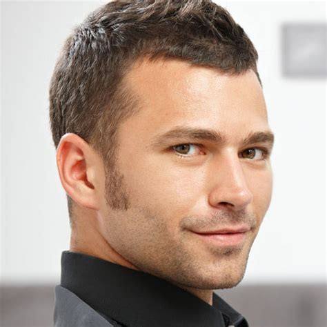 modern sideburn length crew cut hairstyles 40 stylish crew cuts for men how to