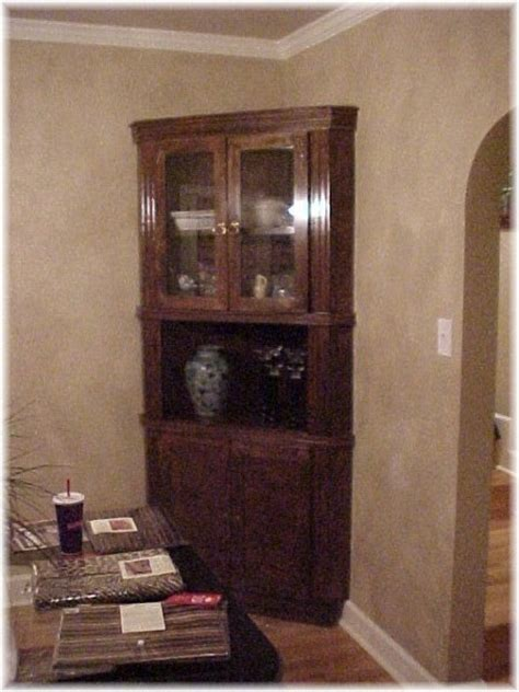 Corner Hutch For Dining Room by Corner Hutch For Dining Room Is A Must Home Garden