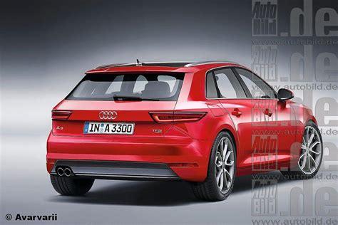 New Audi A3 2018 by Renders 2018 Audi A3 4 Germancarforum