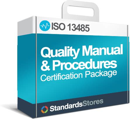 The Iso 13485 Store Instructions Materials Services For Certification Iso 13485 Templates