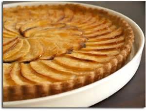tarte aux pommes avec compote 171 cookismo recettes