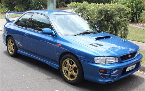 subaru rsti coupe file 1999 subaru impreza my99 wrx sti version 5 coupe