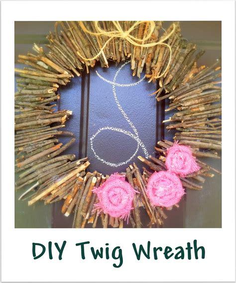 diy twig wreath diy twig wreath