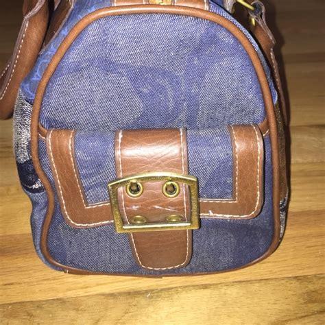 Patchwork Coach Purse - 50 coach handbags blue denim patchwork coach purse