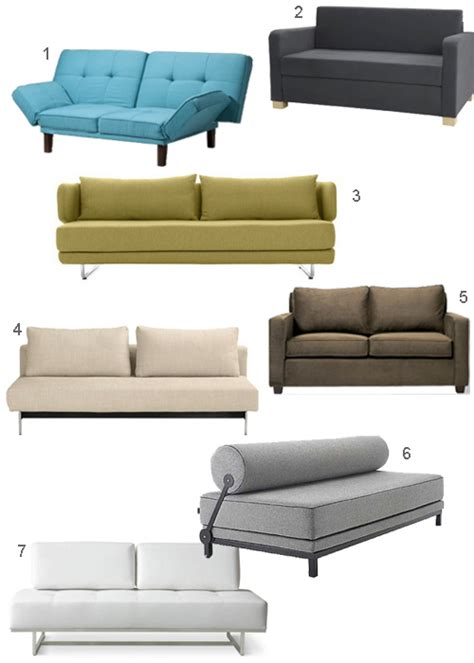 modern sofa bed sectional modern sleeper sofas