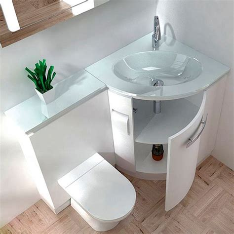 All In One Vanity Unit All In One Toilet With Corner Basins Search