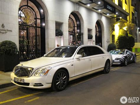 maybach landaulet maybach 62 s landaulet 2011 2 april 2013 autogespot
