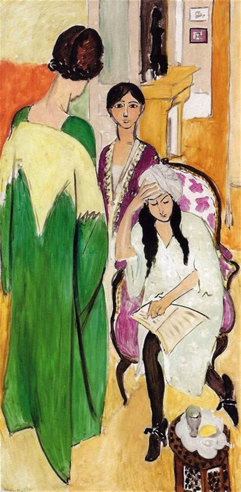 libro les trois soeurs french 320 best images about artist matisse on oil on canvas spanish and french