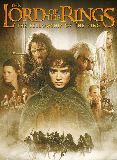 Lord Of The the lord of the rings the fellowship of the ring