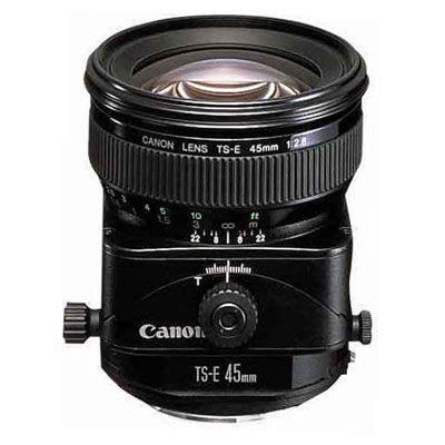 canon ts e 45mm f2.8 lens