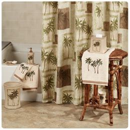 tropical home decor accessories tropical bathroom bath accessories tropical home decor