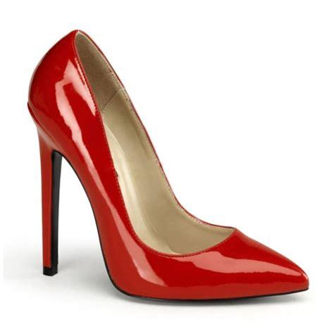 5 inch high heel dress shoes classic pumps
