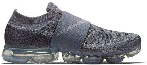 Nike Air Vapormax Flyknit Cool Grey nike air vapormax flyknit moc cool grey