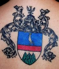 family tattoo portsmouth family crest tattoos page 8 tattooimages biz