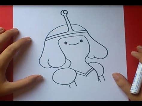 imagenes faciles para dibujar de hora de aventura como dibujar a dulce princesa paso a paso hora de