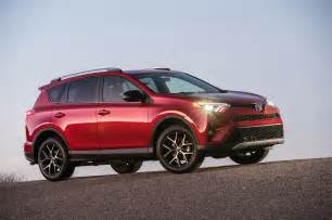 Toyota Rv4 2017 Toyota Rav4 Reviews And Rating Motor Trend