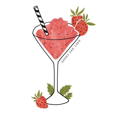 cocktail illustration 24 best sarah ferone cocktail illustrations images on