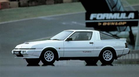 mitsubishi starion dash mitsubishi starion turbo wide arched used supercar review