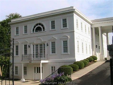 Luxury Homes Floor Plans virginia s white house replica for sale homes of the rich