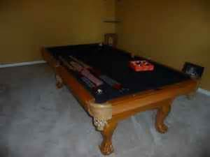 Refelt Pool Table by Pool Table Chicago New Used Billiard Pool Tables Mover