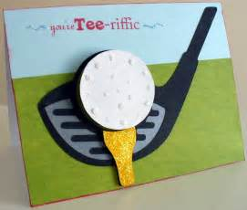 25 best ideas about golf cards on golf birthday cards masculine cards and mens